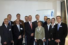 13. Mitgliedervisite des Gesundheitsregion Münster e.V.