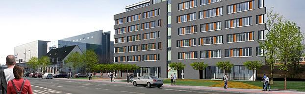 Im September 2010 beziehen wir neue Räumlichkeiten